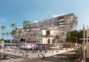 OMA - Santa Monica Plaza, 2013